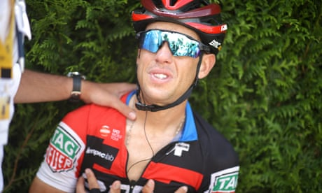 Richie Porte: another year, another mishap for cycling's unluckiest man | Kieran Pender