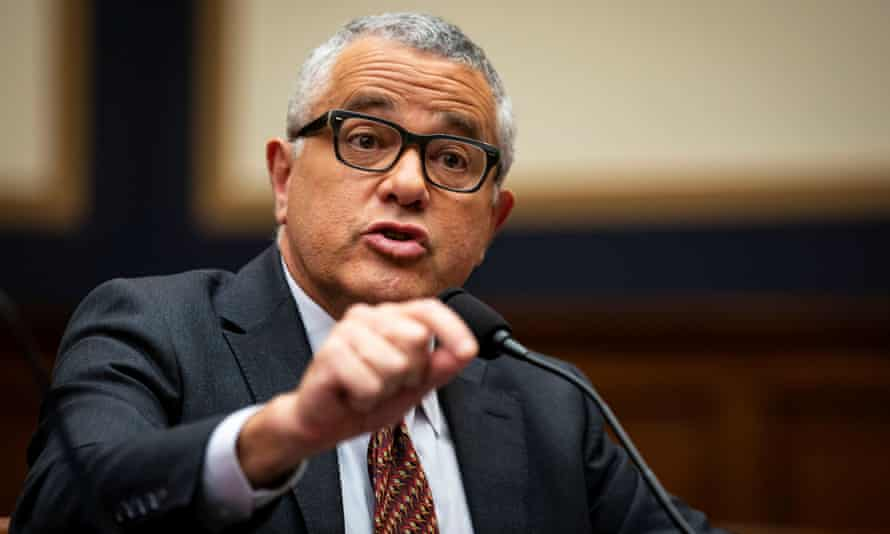 Jeffrey Toobin: 'I thought I had muted the Zoom video.'