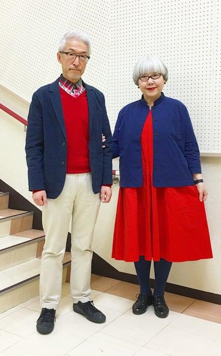 Tsuyoshi Seki and Tomi Seki
