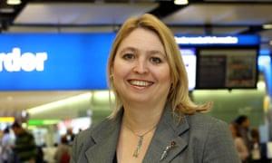 New culture secretary Karen Bradley