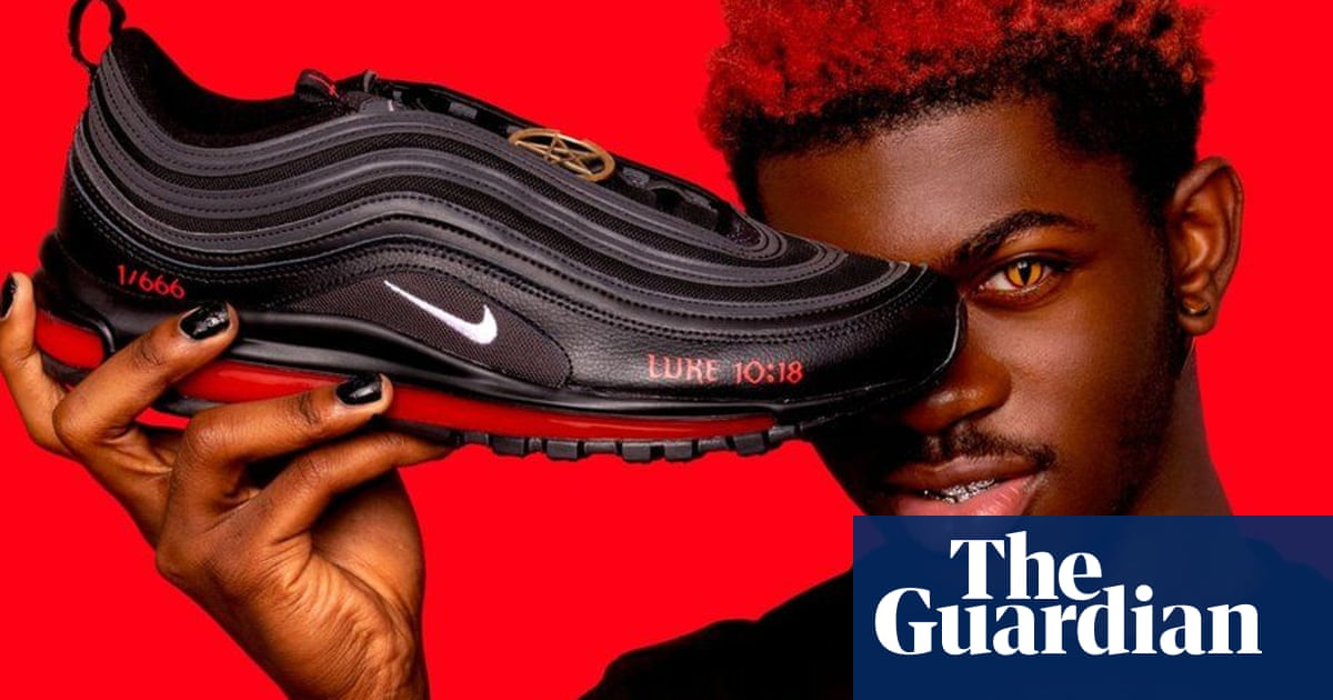 Maker of Lil Nas X 'Satan shoes' blocked by Nike insists they are works of art