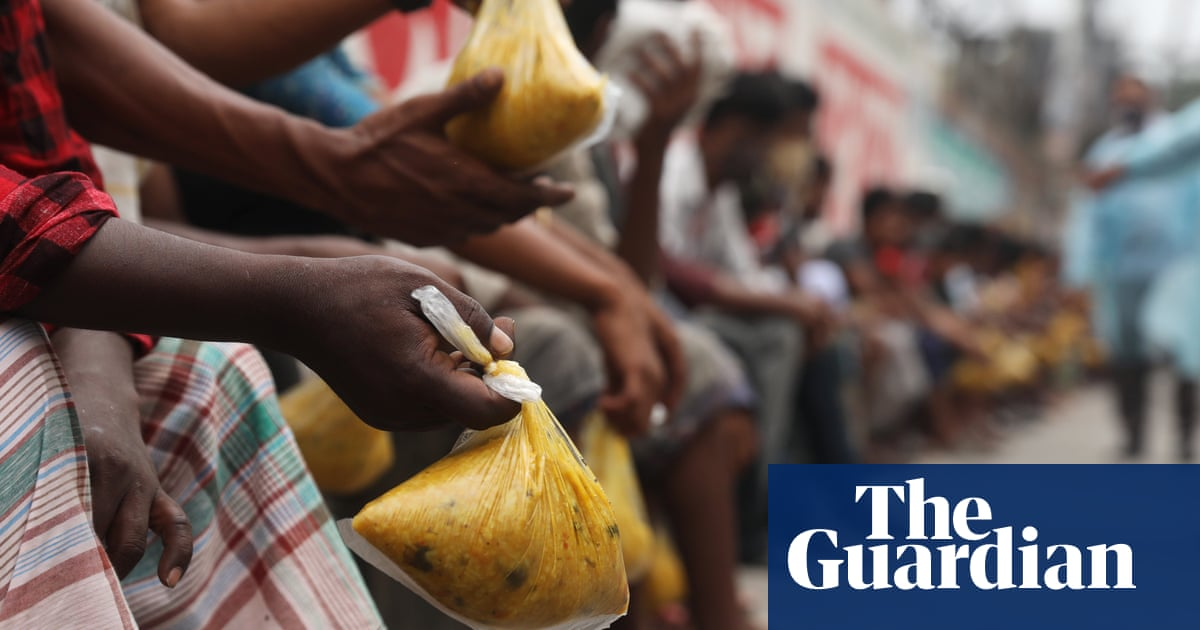 Coronavirus pandemic 'will cause famine of biblical proportions' | Global development | The Guardian