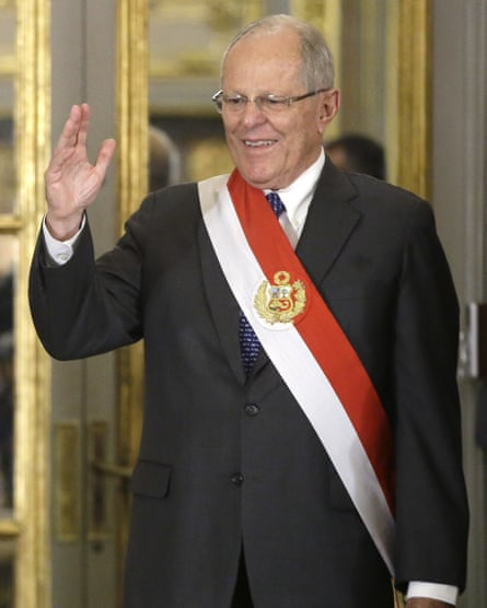 Public indignation threatens to push Pedro Pablo Kuczynski s already beleaguered government into a political crisis