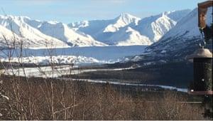 Joseph Davis, Matanuska Glacier, Alaska