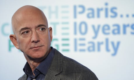 Jeff Bezos met FBI investigators in 2019 over alleged Saudi hack