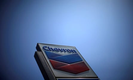 Chevron sought to paint climate change as a product of 'the way people are living their lives', not the fault individual corporations.