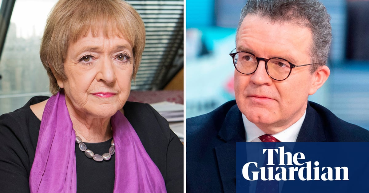Tom Watson accuses 'hard-left faction' over Margaret Hodge reselection effort