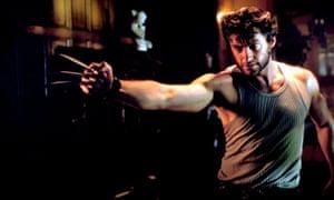 Put a fork in him: Wolverine