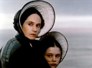 Holly Hunter and Anna Paquin in The Piano. Photograph: Allstar/Jan Chapman Productions