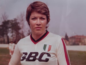 Rose Reilly in her Italy strip.
