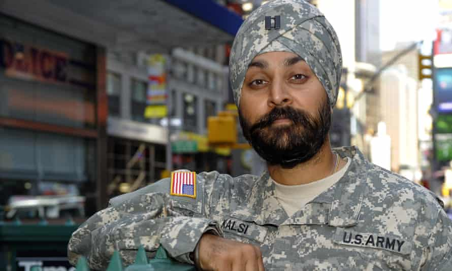 sikh us army