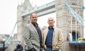Nick Starr and Nicholas Hytner.