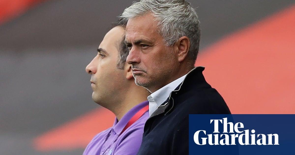 José Mourinho accepts Tottenham fans dissent but promises better next term