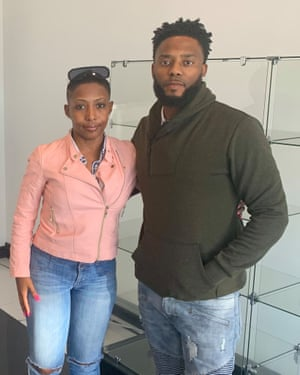 Evelyn and Brandon Brinson, estimate they've lost more than $200,000 on their planned marijuana business in Los Angeles.