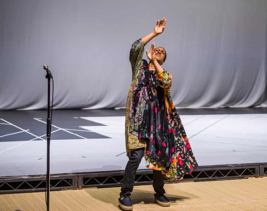 'Utterly transfixing': choreographer Trajal Harrell as Big Mama in Maggie the Cat