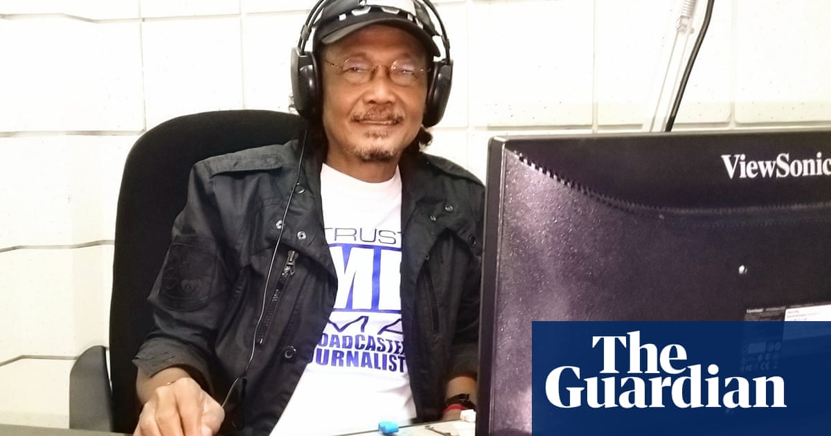 Journalist killed in Philippines in second attempt on his life