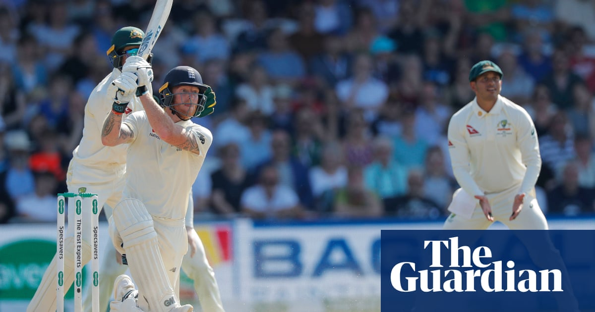 The big question: was Stokes's hundred the greatest Test innings you've seen?