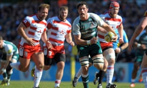 Leicester on the attack in their win against Gloucester on Saturday, but Richard Cockerill knows they must improve for Sunday's game with Stade Français.