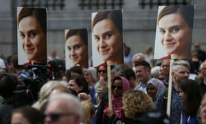 A commemorative event to celebrate the life of Labour MP Jo Cox