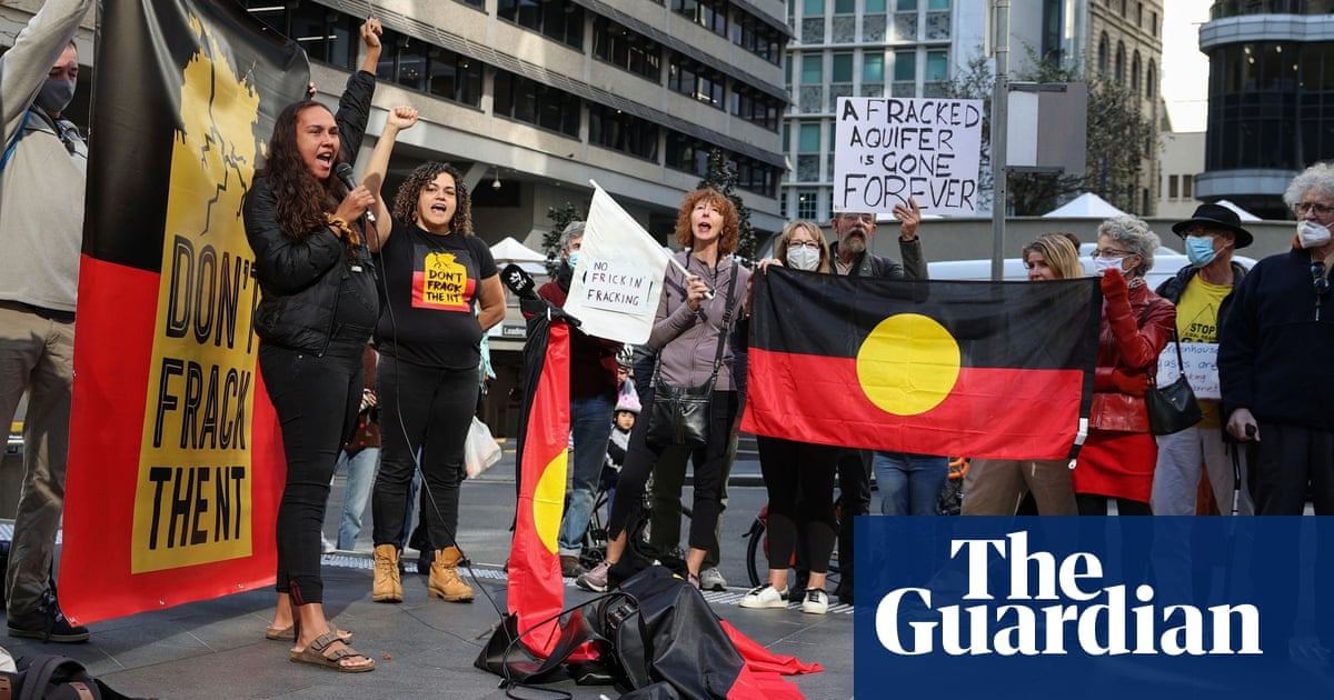 Beetaloo Basin's traditional owners condemn government for fracking handouts to gas companies