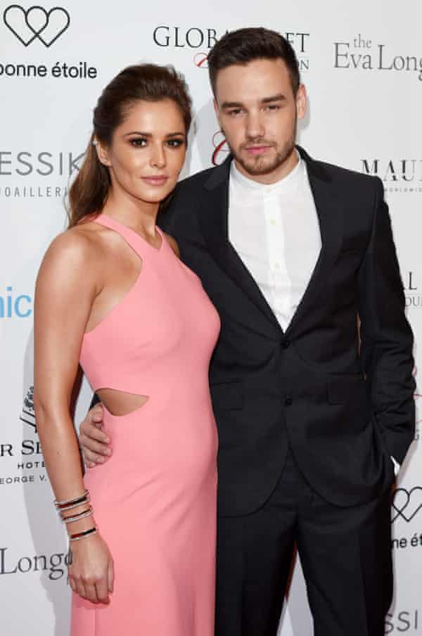 With Liam Payne in 2016.
