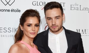 Cheryl and Liam Payne pictured together in 2016.