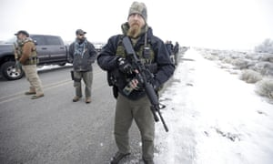 oregon militia