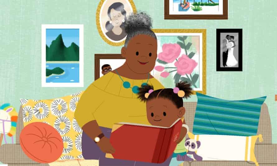 JoJo and Gran Gran …