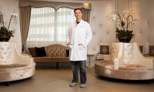 Fertility specialist Dr Vicken Sahakian