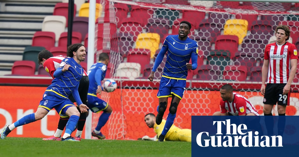 Championship roundup: Brentford drop more points as Forest grab draw