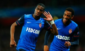 Geoffrey Kondogbia was reportedly a target for a number of English clubs including Arsenal and Tottenham Hotspur.