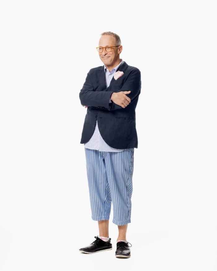 David Sedaris If I Come Across A Man My Size I Squeak David Sedaris The Guardian