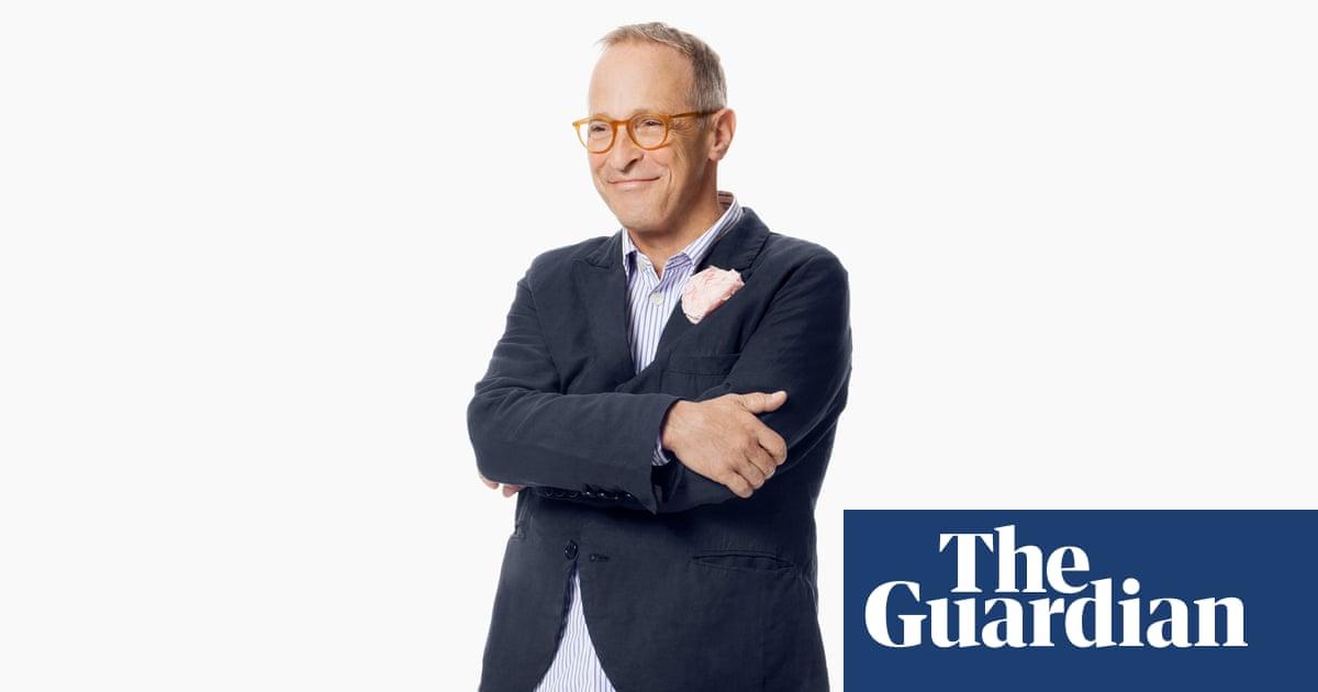David Sedaris: 'If I come across a man my size, I squeak