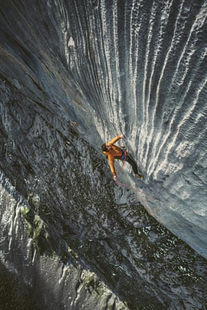 Rätikon in the Swiss Alps, is a central point of Swiss rock climbing.