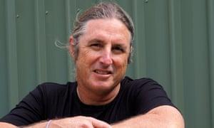 Australian author Tim Winton