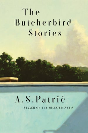 Cover image for The Butcherbird Stories by AS Patric