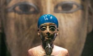 Tutankhamun: Treasures of the Golden Pharaoh, Saatchi Gallery, London.