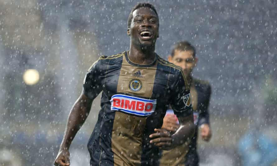 Eric Ayuk could spring a surprise with Philadelphia.