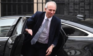 Cabinet Office secretary, David Lidington