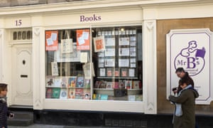 Mr B's Emporium Of Reading Delights in Bath.