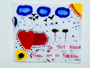 'In this prison there are no freedom': a message message from a detainee on Nauru