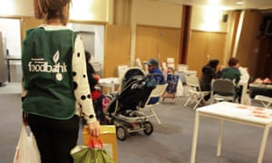 Fulham and Hammersmith food bank