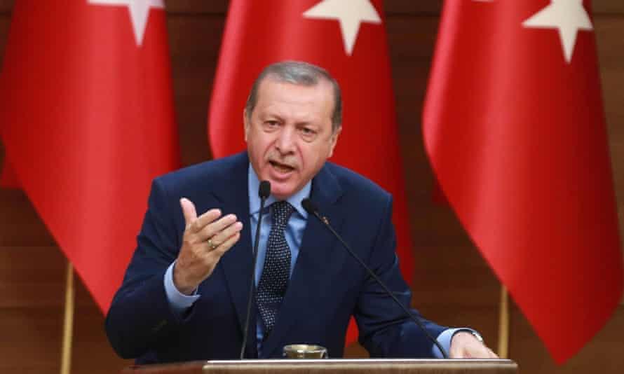 Turkey's president Recep Tayyip Erdoğan is among world leaders considering reintroducing the death penalty.