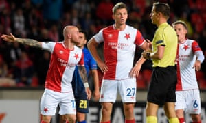The problems surrounding CEFC Energy China has left Slavia Prague players and fans unsure of the direction the club will be heading.