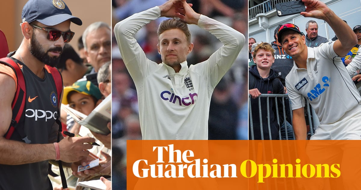 WTC finalists India and New Zealand have clear identities – unlike Root's England