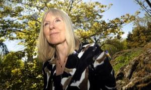 Blending beauty and horror … Helen Dunmore.