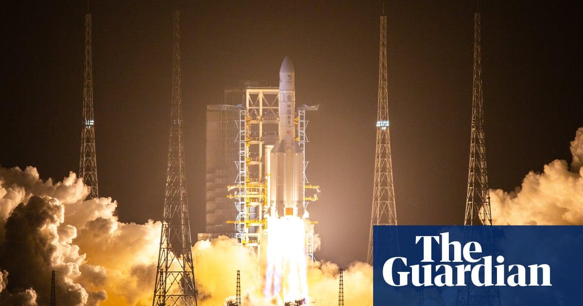China launches Chang