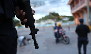 One human rights expert said: 'This … reinforces calls that the US must withdraw military aid from Honduras where there's been a bloodbath since the 2009 coup.'