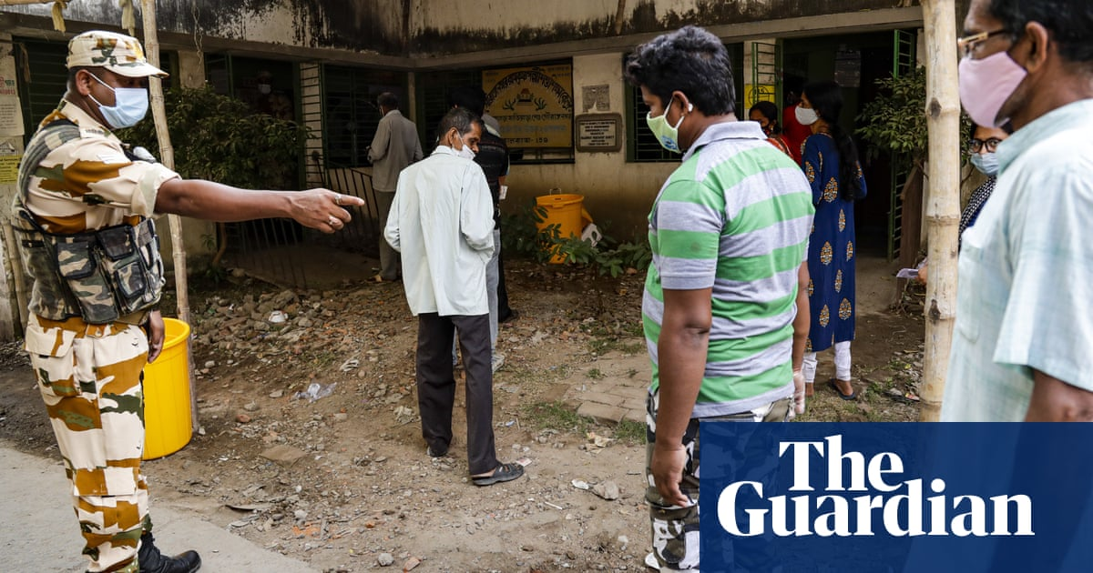 West Bengal elections go ahead despite India's soaring Covid death toll