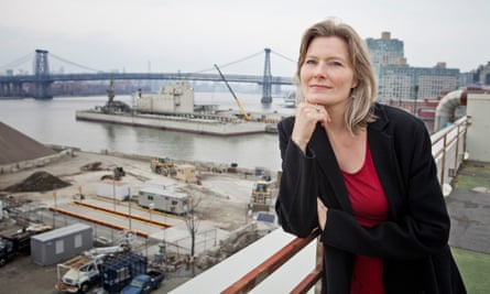 Jennifer Egan, author of Manhattan Beach, 'a book of epic sweep and ambition'